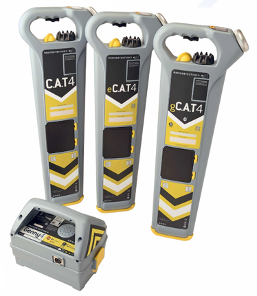 Radiodetection C.A.T4® and Genny4® Cable Avoidance Tools