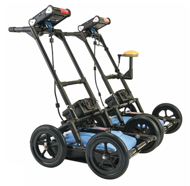 Radiodetection GPR RD1100 / RD1500 Ground Penetrating Radar